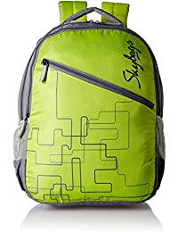 Skybags Footloose Colt 29 Ltrs Green Casual Backpack (BPFCOL2EGRN)