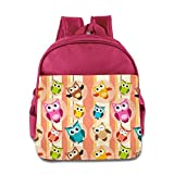 Best Skip Hop Items For Toddlers - SDCVERTY The Cute Owls School Bag Kids Backpack Review
