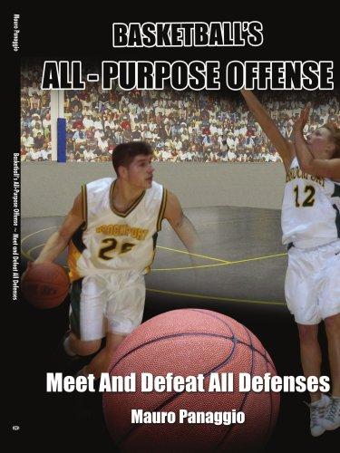Basketball's All-Purpose Offense: Meet and Defeat All Defenses por Mauro Panaggio