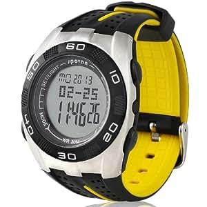 HYT-Mart blade 5 multifunctional outdoor sports watch altitude mountaineering barometric altimeter instrument male waterproof