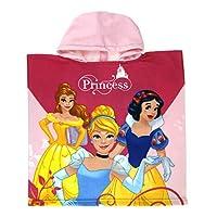 Disney Princess Hooded Beach Towel