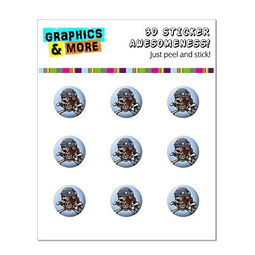 Pirat Skull Totenkopf Home Knopf, Aufkleber Apple iPhone (3G, 3GS, 4, 4S, 5, 5C, 5S), iPad (1, 2, 3, 4, Mini), iPod Touch (1, 2, 3, 4, 5) (Ipod Touch 4-knopf-aufkleber)