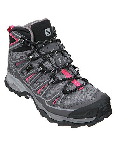 premium selection 6d674 00af1 SALOMON Women's X Ultra Mid 2 GTX High Rise Hiking Boots