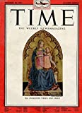 TIME, NEWSMAGAZINE, VOL. LXVI, N° 26, DEC. 1955 (Contents: California, Political Pressagents Baxter & Whitaker at Home. Monaco's Prince Rainier & Father Tucker. Soprano Callas. Fra Angelico, The Bearers of Gifts (Cover, Color)...)