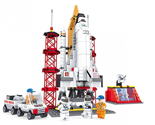 Tolle AUSINI Bausatz Raketenstation