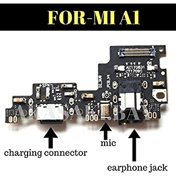 Dock Charging PCB Board for XIAOMI MI A1: Amazon in: Electronics