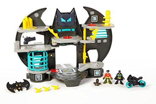 Fisher Price X7677 - Imaginext Bathöhle, Spielset