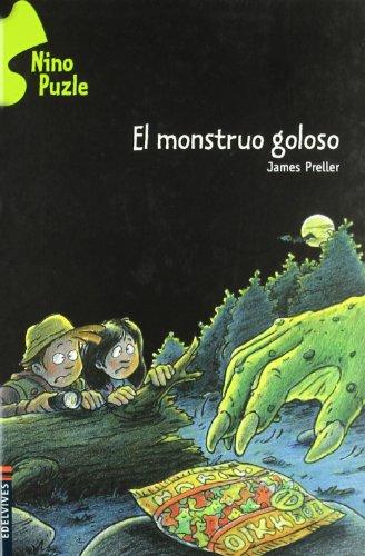 El monstruo goloso (Nino puzle) por James Preller