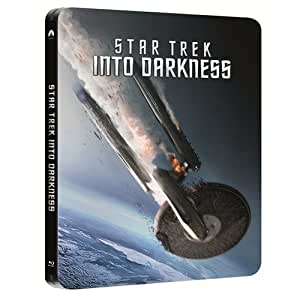 Star Trek Into Darkness Limited Collectors Edition Steelbook UK Only 3D Blu-Ray, Blu-Ray & Digital Copy