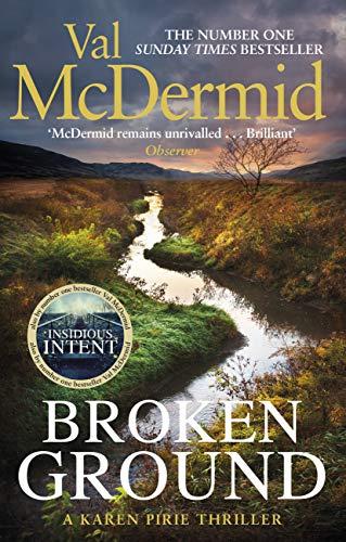 Broken Ground (Karen Pirie