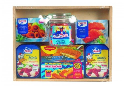 Preisvergleich Produktbild Tanner 0327.7 - Appel-Cost-Fisch sortiert