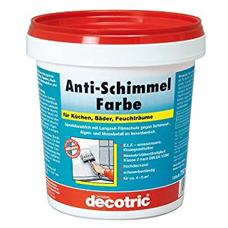 Decotric Anti-Schimmel-Farbe Inhalt: 750 ml