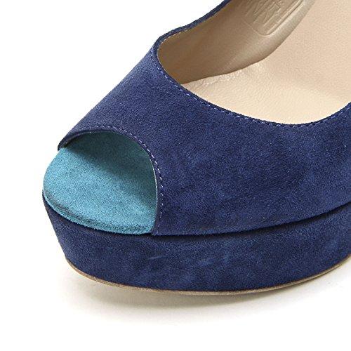 ALESYA by Scarpe&Scarpe - Zweifarbiger Pumps Azzurro