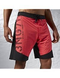 Reebok Bañadores Hombre Negro K88697