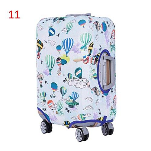 Zhuhaixmy Neu Elastisch Dustproof Gepäck Koffer Trolley Schutz Tasche Abdeckung Anti-Kratzer #11