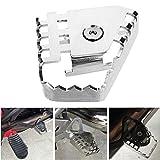 Wooya Bremse Hebel Erweiterung Vergrößern Für BMW R1200Gs F800Gs F700Gs F650Gs 08-16