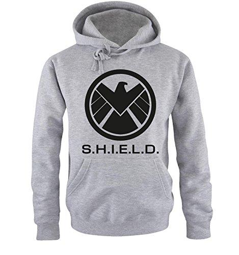 AGENTS OF S.H.I.E.L.D   LOGO   Herren Hoodie   Comedy Shirts