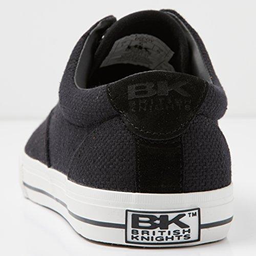 British Knights Decoy Uomini Bassa Sneakers Nero Muchos Tipos De Elección Venta Barata Salida Exclusiva Comprar Barato 100% Garantizada vVUMY0