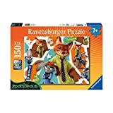 Ravensburger Italy 100286 - Puzzle Zootropolis, 150 Pezzi, Multicolore