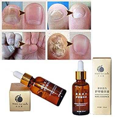 Hunpta Nail Treatment Essence Nail and Foot Whitening Toe Nail Fungus Removal
