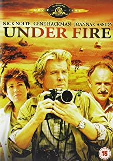 Under Fire by Nick Nolte