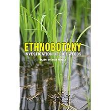 Ethnobotany Investigation of Rice Weeds