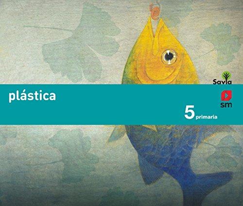 Plástica. 5 Primaria. Savia - 9788467569995