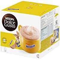 Nescafé Dolce Gusto - Nesquik - Chocolate Flavored Capsules - 16 Capsules