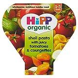 Hipp Bio Schale Nudeln Mit Saftigen Tomaten Und Zucchini 12Mth + (260G)