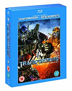 Transformers 1 and 2 [Blu-ray] [UK Import]