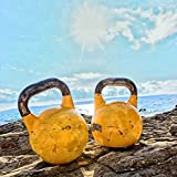 KettleBell »Kolossos« Kugelhantel 2 – 20 kg - 5
