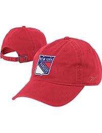 NHL Eishockey slouch Baseballcap/Basecap NEW YORK NY RANGERS Logo adjustable