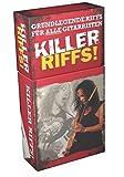 Killer Riffs! Grundlegende Riffs für alle Gitarristen
