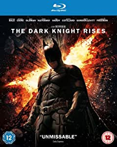 The Dark Knight Rises [2012] [Region Free]