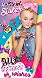 Jojo Siwa Sister Birthday Card