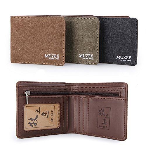 ZXDOP Geldbörsen-Mappe der Männer Brieftasche der Männer ( farbe : 4# ) 3#