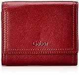 Gabor Damen Felia Geldbörse, (Rot), 12.5x11x2.5 cm