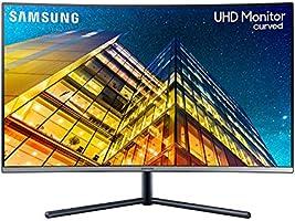 Samsung 32 inch UR590 4k curved monitor (LU32R590CWMXUE)