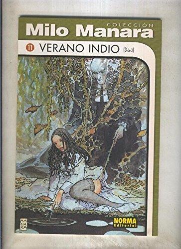 Coleccion Manara B/N numero 11: Verano Indio numero 3
