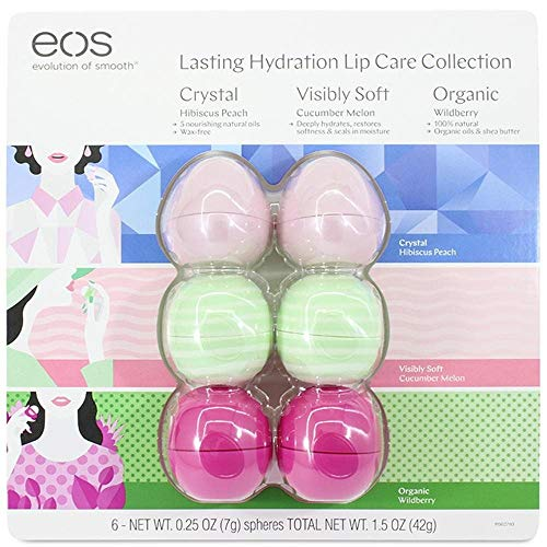 Eos Balsamo de labios Evolution Of Smooth