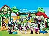 Playmobil Advent Calendar Farm with Flocked Horse