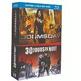 Doomsday + 30 jours de nuit - Coffret 2 Blu-Ray