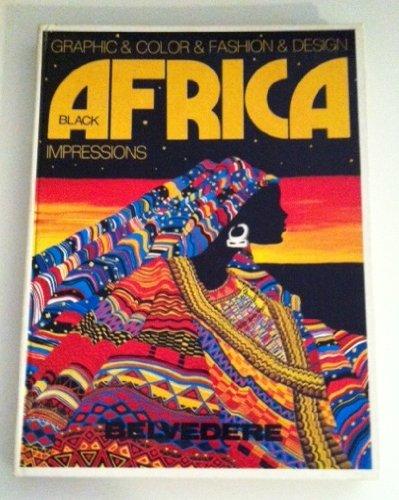 Black Africa. Grafic & color & fashion & design (CAD books)
