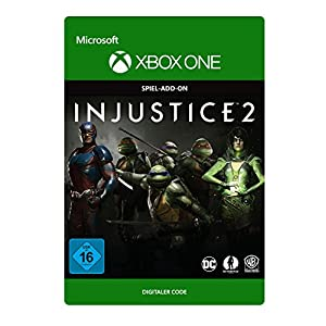 Injustice 2: Fighter Pack 3 DLC | Xbox One – Download Code