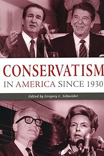 Conservatism in America since 1930: A Reader (2003-06-01)