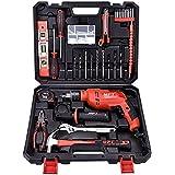 MPT 550w 13mm tool set 550W impact drill kit