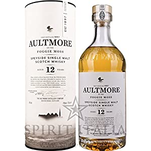 Aultmore Foggie Moss 12 Years Old GB 46,00 % 0.7 l. from Verschiedene