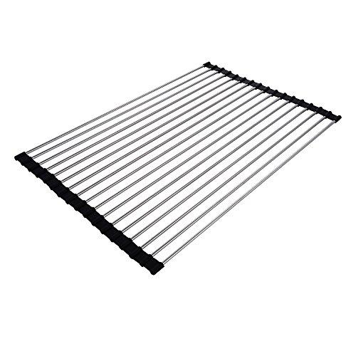 kes rollmatte abtropfgitter sp lenzubeh r sp lkorb 34x51cm. Black Bedroom Furniture Sets. Home Design Ideas