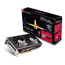 Sapphire 11266-66-20G Radeon RX 570 8GB GDDR5 Graphics Card (Radeon RX 570, 8GB GDDR5, 256 bit, 3840 x 2160 pixels, PCI Express x16 3.0)