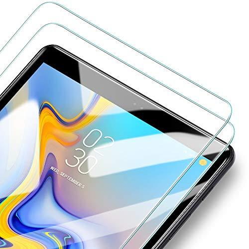 ESR Panzerglas Schutzfolie [2 Stück] Kompatibel mit Samsung Galaxy Tab A 10.5 SM-T590/T595 Tempered Glas Folie Displayschutzfolie Screen Protector für Samsung Galaxy Tab A 10.5 2018 SM-T595/SM-T590N